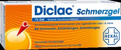 Diclac Schmerzgel 1% (PZN 05388026)