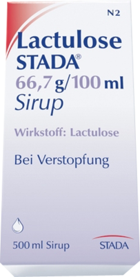 Lactulose Stada (PZN 07393511)