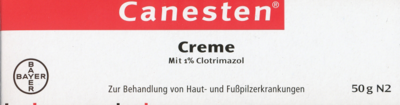 Canesten Creme 1 % (PZN 01802664)
