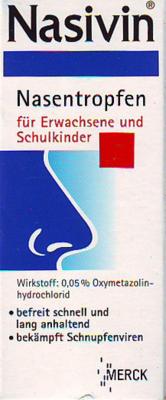 Nasivin 0,05% Erw.u.Schulkinder Nasen (PZN 01645667)