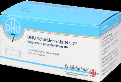 Biochemie Dhu 7 Magnesium phosphoricum D6 (PZN 10048663)