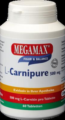 L-carnipure 500 Mg Kau (PZN 01444905)