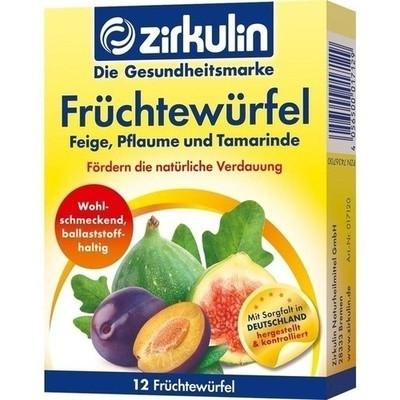 Zirkulin Fruechtewuerfel (PZN 07436700)
