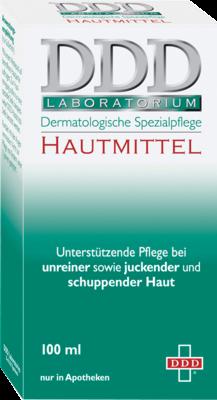Ddd Hautmittel Dermatologische Spezialpflege (PZN 03733766)