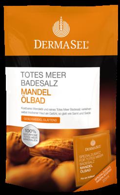 Dermasel Totes Meer Badesalz+mandel Spa (PZN 07390122)