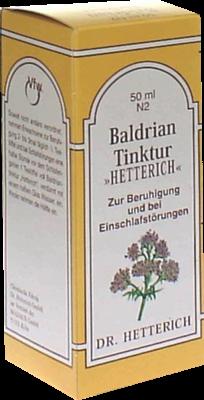 Baldriantinktur Hetterich (PZN 03180965)