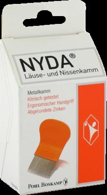 Nyda Laeuse- und Nissenkamm Metall (PZN 05357095)