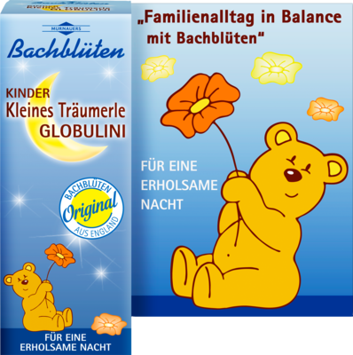 Bachblueten Kinder Kl.traeumerle Glob.n.dr.bach (PZN 01605900)