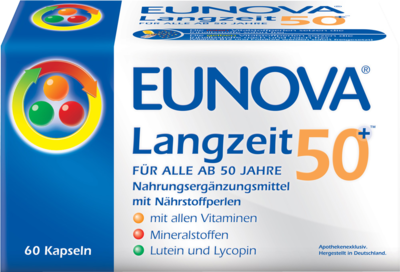 Eunova Langzeit 50+ (PZN 11084394)