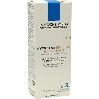 Roche Posay Hydreane Bb Creme Hell (PZN 06178408)