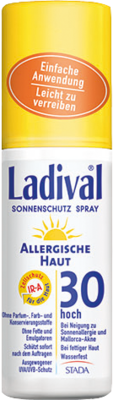Ladival Allergische Haut Spray Lsf 30 (PZN 10022652)