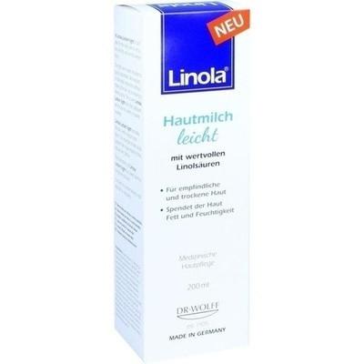 Linola Hautmilch Leicht (PZN 11657594)