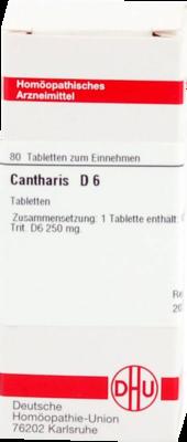Cantharis D 6 (PZN 01763510)