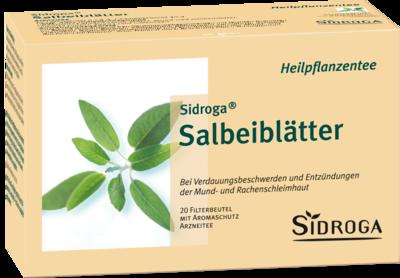 Sidroga iblätter Tee (PZN 02094287)