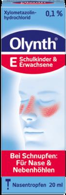 Olynth 0,1% für Erwachsene Nasen (PZN 02186405)