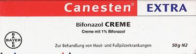 Canesten Extra Creme (PZN 00679629)
