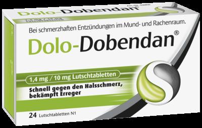 Dolo-dobendan 1,4 Mg/10mg (PZN 06865646)