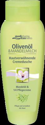 Oliven Mandelmilch Hautverwoehnende Cremedusche (PZN 04114829)