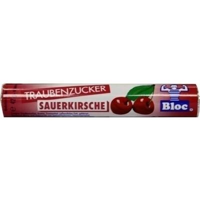 Bloc Traubenzucker Sauerkirsche (PZN 02700351)