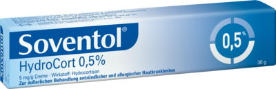 Soventol Hydrocort 0,5% (PZN 04465138)