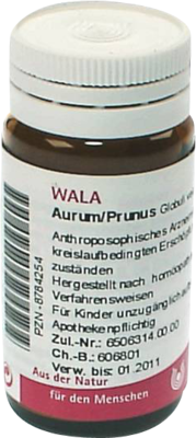 Aurum/prunus (PZN 08784254)
