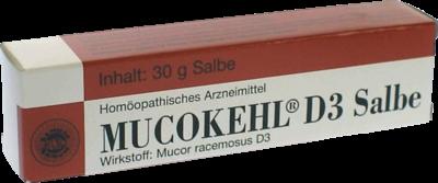 Mucokehl  D3 (PZN 03190604)