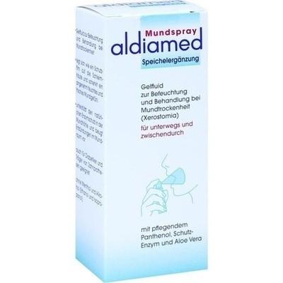 Aldiamed Mundspray zur Speichelergänzung (PZN 09397022)