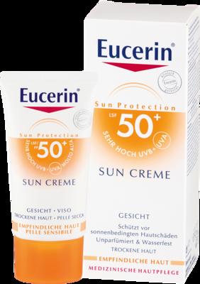 Eucerin Sun Creme Lsf 50+ (PZN 00802461)