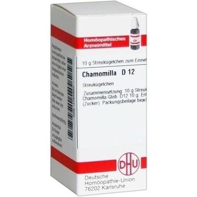 Chamomilla D 12 (PZN 01764900)