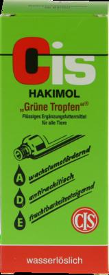 Hakimol Gruene Wasserlsg.vet. (PZN 00444659)