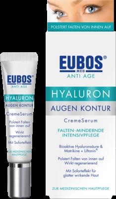 Eubos Sensitive Hyaluron Augen Kontur Cremeserum (PZN 07564102)