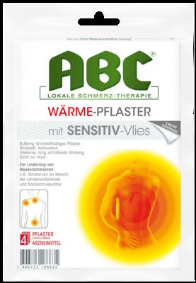 Abc Wärme-Pflaster sensitive Hansaplast med (PZN 01033409)