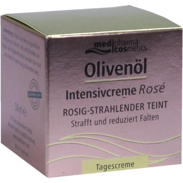 Olivenöl Intensivcreme Rose (PZN 14004013)