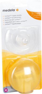 Medela Brusthuetchen Contact M (PZN 07289357)