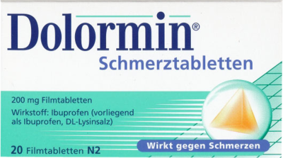 Dolormin (PZN 04590211)