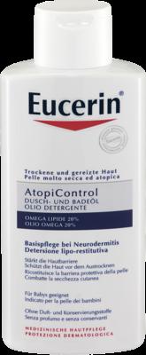 Eucerin Atopicontrol Dusch- und Badeöl (PZN 08454775)