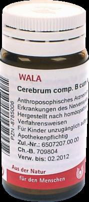 Cerebrum Comp. B C. Auro Comp. (PZN 08785006)