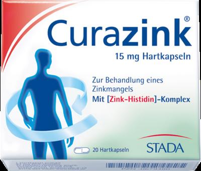 Curazink Kapseln (PZN 00679380)