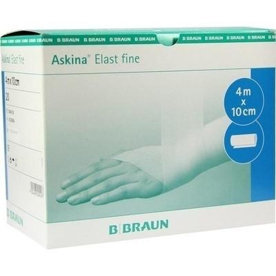Askina Elast Fine Binde 4mx10cm Lose (PZN 06338668)