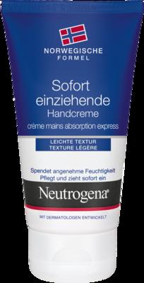 Neutrogena Norweg.formel Sof.einzieh.handcreme (PZN 00995299)