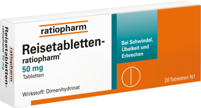Reise Tabletten Ratiopharm (PZN 07372118)