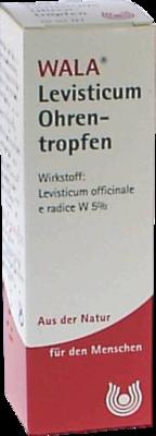 Levisticum Ohren (PZN 01754089)
