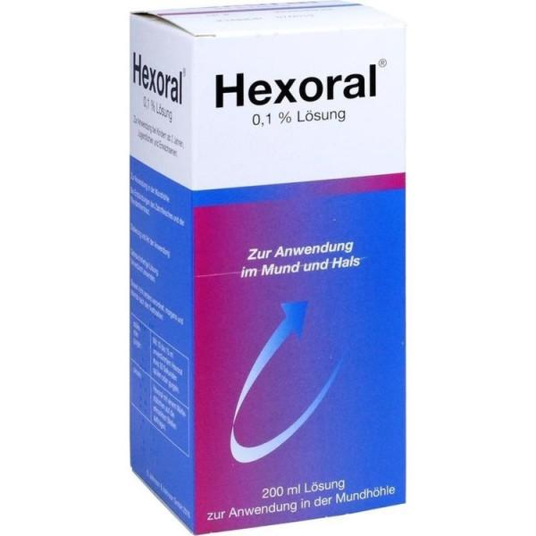Hexoral 0,1 % (PZN 12494697)