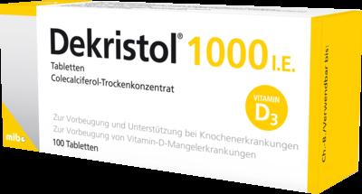Dekristol 1.000 I.E. (PZN 10068950)
