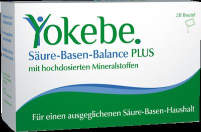 Yokebe Plus Saeure-basen-balance (PZN 09292056)