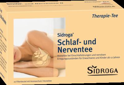 Sidroga Schlaf- und Nerven (PZN 05485717)