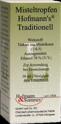 Misteltropfen Hofmanns Traditionell (PZN 09617021)