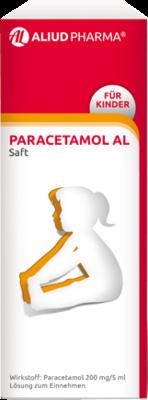 Paracetamol Al Saft (PZN 07569720)