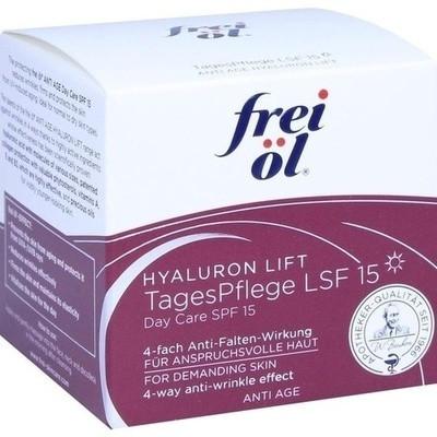 Frei Öl Anti-age Hyaluron Lift Tagespflege Lsf 15 (PZN 11359201)