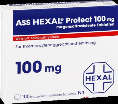 Ass Hexal Protect 100mg (PZN 09911039)